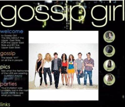 Blake Lively Gossip Girl Leighton Meester Serena Van Der Woods ...