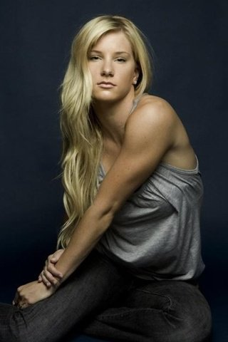 Heather Morris  Ses photos nue diffuses sur le net !  