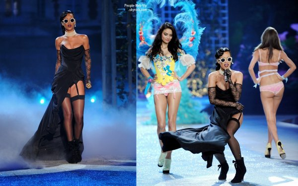 LE SHOW DES ANGES !  * Victoria's Secret Fashion Show 2012 ! *