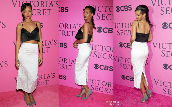 D�couvrez le tapis rose sexy lors de l'�v�nement Victoria's Secret Fashion Show 2012 � l'Armory de Lexington Avenue (mercredi (Novembre 7) � New York.)