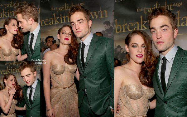  Twilight : Les acteurs, tout,  la premire du film The Twilight Saga: Breaking Dawn - Part 2 ( lundi (Novembre 12)  Los Angeles.) 
