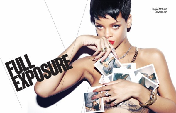  RIHANNA  Des photos vraiment belle (et certaines vulgaire) pour le magazine &quot; COMPLEX &quot; Qu'en pensez vous ? Perso, j'adore :)  