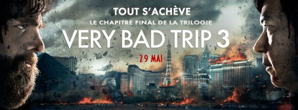 """ VERY BAD TRIP 3 ""  POSEZ VOS QUESTIONS A L'EQUIPE DU FILM QUI D�BARQUE A PARIS !"